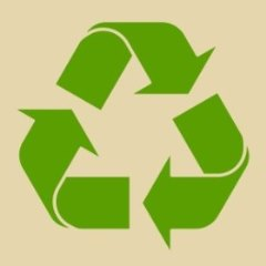 Recycle solvent waste disposal program